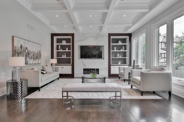 Standard Room Size – Bedroom, Living, Kitchen, Bathroom Size